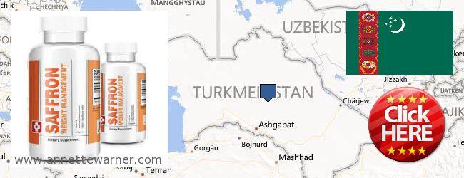 Buy Saffron Extract online Turkmenistan