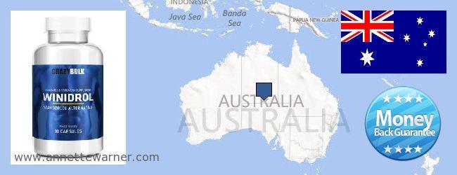 Where to Buy Winstrol Steroid online Australia