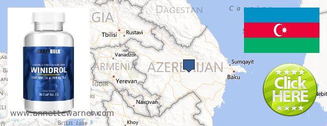 Best Place to Buy Winstrol Steroid online Azerbaijan