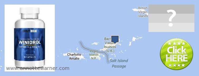 Best Place to Buy Winstrol Steroid online British Virgin Islands