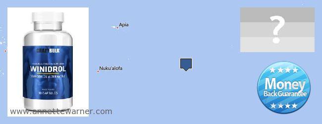 Buy Winstrol Steroid online Cook Islands