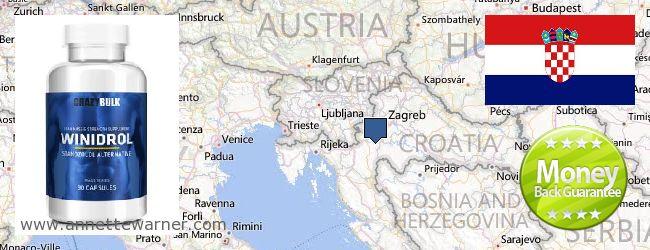 Where Can I Buy Winstrol Steroid online Croatia