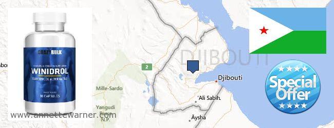 Buy Winstrol Steroid online Djibouti