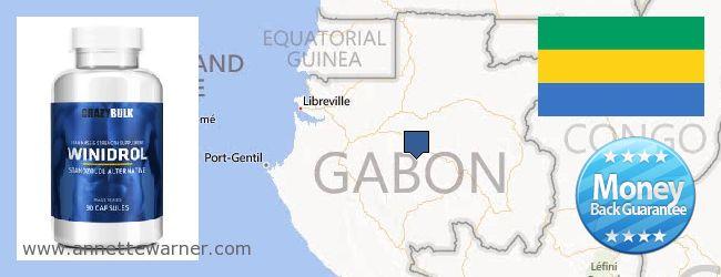 Buy Winstrol Steroid online Gabon