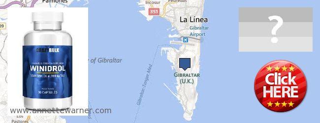 Purchase Winstrol Steroid online Gibraltar