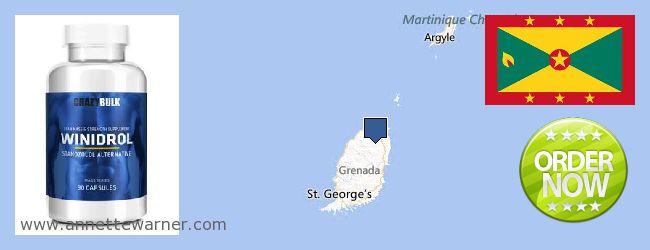 Where to Buy Winstrol Steroid online Grenada