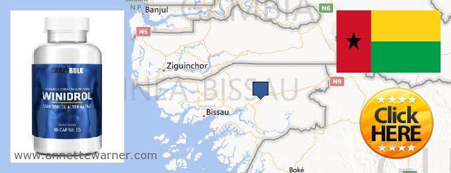 Buy Winstrol Steroid online Guinea Bissau