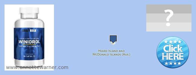 Purchase Winstrol Steroid online Heard Island And Mcdonald Islands