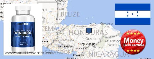 Where to Buy Winstrol Steroid online Honduras