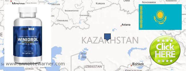 Where to Purchase Winstrol Steroid online Kazakhstan