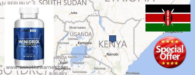 Where to Buy Winstrol Steroid online Kenya