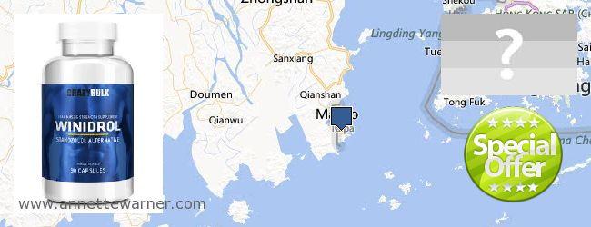 Where to Buy Winstrol Steroid online Macau