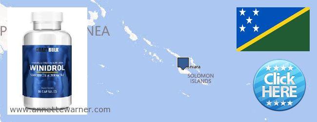 Where Can I Buy Winstrol Steroid online Solomon Islands