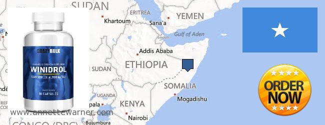 Where to Buy Winstrol Steroid online Somalia