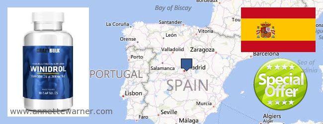 Best Place to Buy Winstrol Steroid online Spain