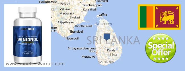 Where to Buy Winstrol Steroid online Sri Lanka