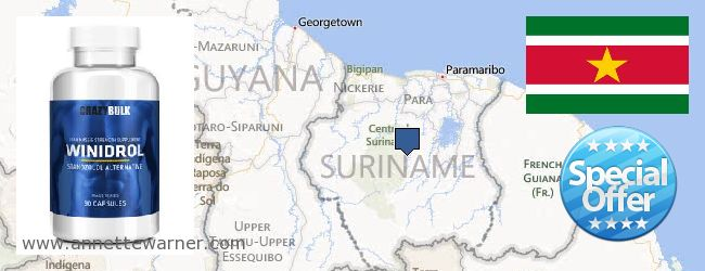 Buy Winstrol Steroid online Suriname