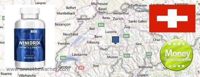 Purchase Winstrol Steroid online Switzerland