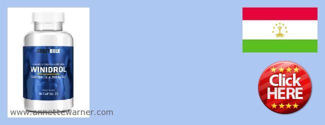 Where Can I Purchase Winstrol Steroid online Tajikistan