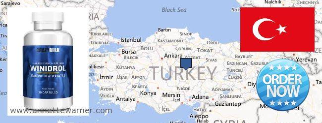 Where to Buy Winstrol Steroid online Turkey