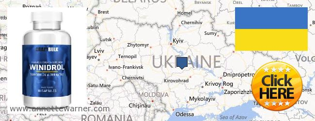 Where to Buy Winstrol Steroid online Ukraine