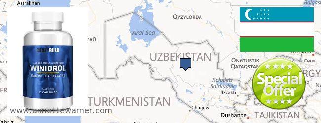 Where Can I Buy Winstrol Steroid online Uzbekistan