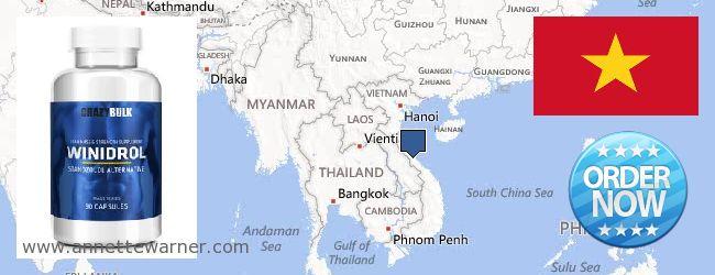 Where to Buy Winstrol Steroid online Vietnam