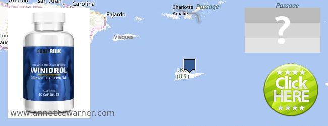 Buy Winstrol Steroid online Virgin Islands