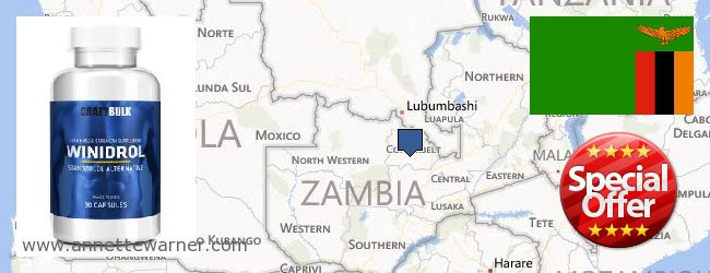 Best Place to Buy Winstrol Steroid online Zambia